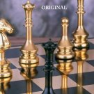 Chess ~ The Game Cross Stitch Pattern GAMES ETP