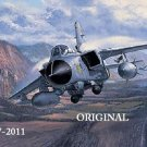 Tornado GR4 Cross Stitch Pattern Military Aircraft ETP