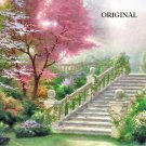 Eternity's Stairway Cross Stitch Pattern Kinkade ETP