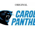 Carolina Panthers NFC South Cross Stitch Pattern Football ETP