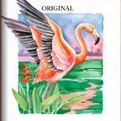 Flamingo Cross Stitch Pattern Birds ETP