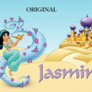 Jasmine & The Lamp Cross Stitch Pattern Disney ETP