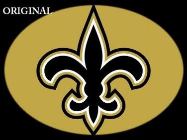New Orleans Saints #1 Cross Stitch Pattern NFL Football ETP