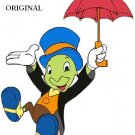 Jiminy Cricket... ~Counted~ Cross Stitch Pattern ~Computer Generated~ ETP