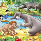 Jungle Book 1... ~Counted~ Cross Stitch Pattern ETP