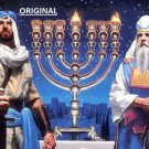 High Priest and Joshua... ~Counted~ Cross Stitch Pattern ETP