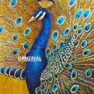 Peacock... ~Counted~ Cross Stitch Pattern ETP
