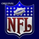 NFL Football Logo ~Counted~ Cross Stitch Pattern ETP
