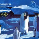 Penguin Universe COUNTED Cross Stitch Pattern ETP