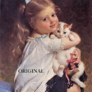 Her Best Friend By Emile Munier... ~Counted~ Cross Stitch Pattern ETP