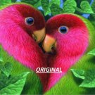 Love Birds... ~Counted~ Cross Stitch Pattern ETP