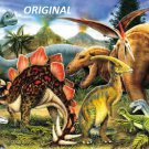 Dinosaurs 2... ~Counted~ Cross Stitch Pattern ETP