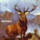 Great Stag... ~Counted~ Cross Stitch Pattern ETP