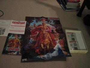 Gemfire Gem fire PC game rare