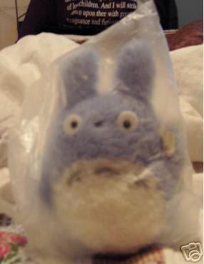 Manga Miyazaki Totoro Vintage plush Anime