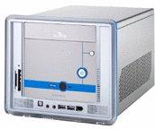 Biostar iDEQ 350G Socket775/945G/DDR2/SATA2/A&V&L PC Barebone System