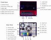 MSI mPC 800K Socket754/K8M800/A&V&L/AGP/1394 PC Barebone System