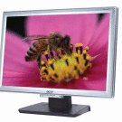Acer AL2416W 24 inch 6ms DVI Wide Screen LCD Monitor (Silver)