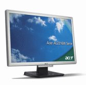 Acer AL2216Wbd 22 inch 5ms DVI Wide Screen LCD Monitor (Black)