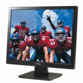 CHIMEI CMV T39D 20 inch 600:1 8ms DVI LCD Monitor w/Speaker (Silver/Black)