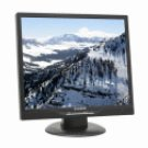 Hyundai T91D 19 inch 700:1 5ms DVI LCD Monitor w/ Speakers (Black)