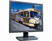 LG Electronics L1718S 17 inch 700:1 8ms LCD Monitor (Black)