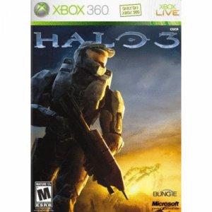 Halo 3 - Microsoft Xbox 360 Game, English