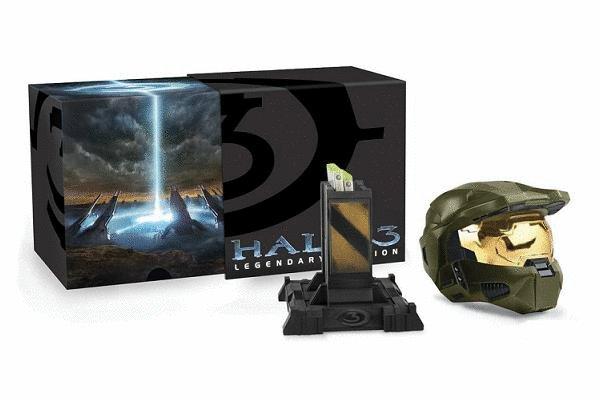 Halo 3 Legendary Edition - Microsoft Xbox 360 Game, English