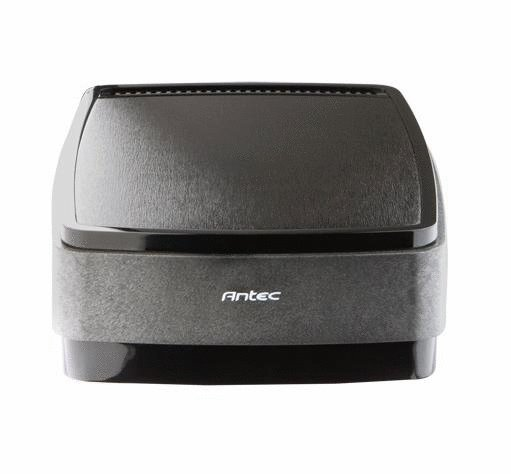 Antec MX-1 3.5 inch SATA-eSATA&USB2.0 Actively Cooled HDD Enclosure (Black)