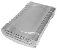 Coolmax CD-310-U2 3.5 inch HDD Enclosure (Silver)