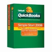 QuickBooks Simple Start Edition 2008 (1 User)