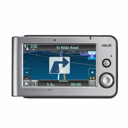 Asus R600 4.3 inch GPS