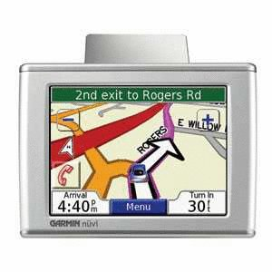 Garmin nüvi 350 GPS System