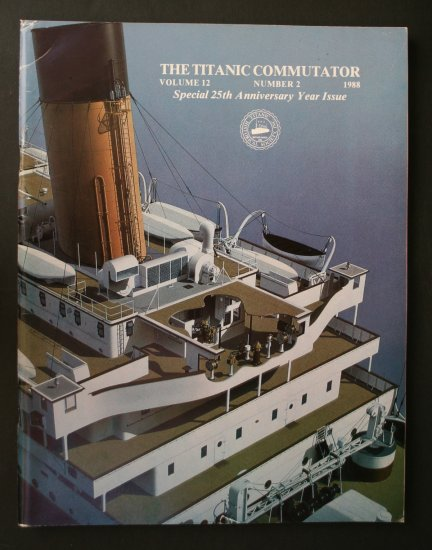Titanic Commutator - Volume 12 Number 2 - 1988