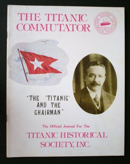 Titanic Commutator - Volume 11 Number 1 - 1987