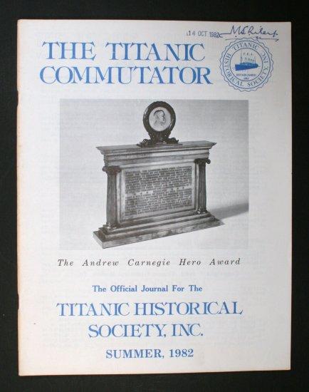 Titanic Commutator - Volume 6 Number 2 - 1982