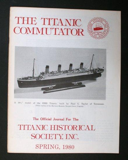 Titanic Commutator - Volume 2 Number 25 - 1980