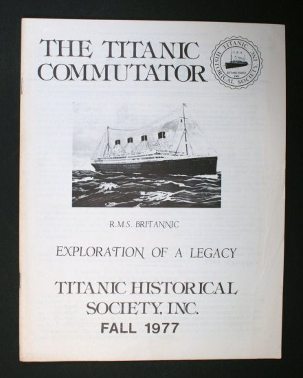 Titanic Commutator - Volume 2 Number 15 - 1977