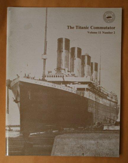 Titanic Commutator - Volume 11 Number 2 - 1987
