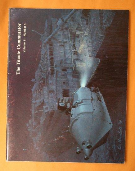 Titanic Commutator - Volume 11 Number 4 - 1987
