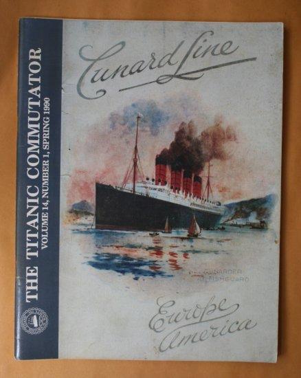 Titanic Commutator - Volume 14 Number 1 - 1990
