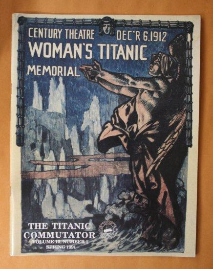 Titanic Commutator - Volume 15 Number 1 - 1991