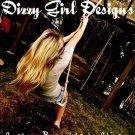 """Dizzy Girl """"Wish Bracelet"""" with Charm Tag"""