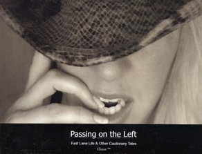 """""""Passing on the Left"""" poetry/illustration book by Chase Allen"""