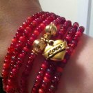 Red Love Wrap Bracelet/Necklace