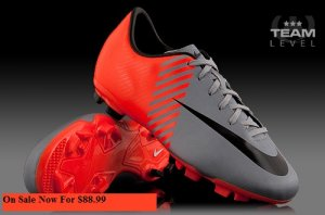 Nike Mercurial Victory Firm Ground Junior Football Boot