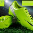Nike Mercurial Talaria 4 Firm Ground Citron Junior