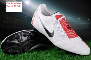 Nike T90 Shoot II  Hard Ground Junior