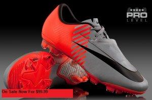 Boots Nike Football Boots Junior Mercurial Vapor VI Firm Ground