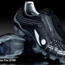 Concave PT FG Mens Boots Black/White